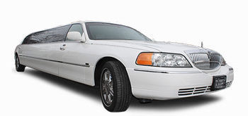 </br></br>Lincoln Town Car CW White