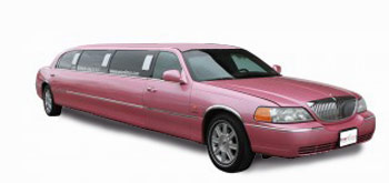 </br></br>Lincoln Town Car Krystal Pink