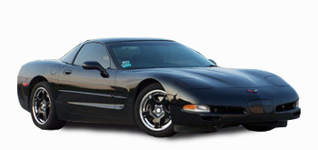 Chevrolet Corvette 5.7 V8 Targa Black