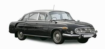 Tatra 603 2,5 V8