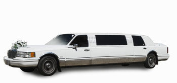 Lincoln Town Car Tri-State White