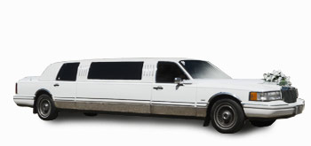 </br></br>Lincoln Town Car Tri-State White