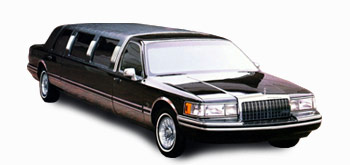</br></br>Lincoln Town Car Tri-State Black