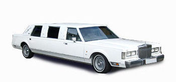 </br></br>Lincoln Town Car Oldtimer White